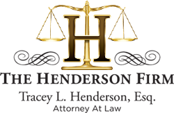 The Henderson Firm Header Logo